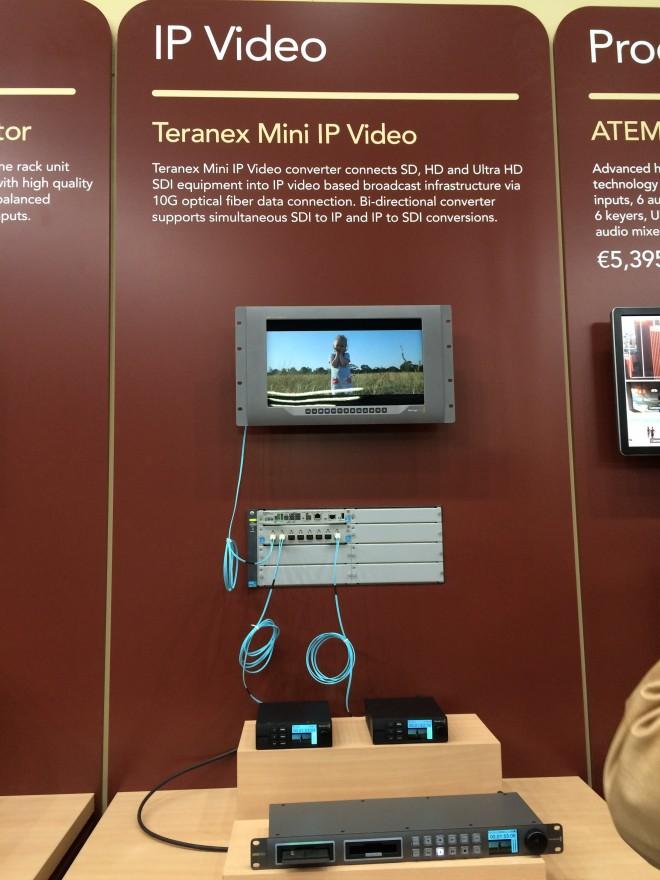 Teranex Mini IP Video